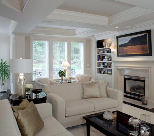 Interior design project Bainbridge Island