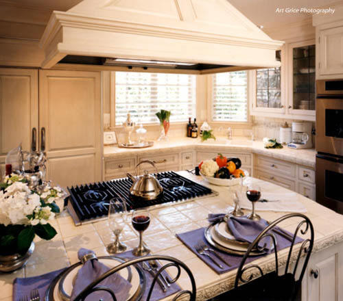award winning custom kitchen in seattle