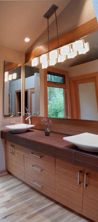 Bathroom remodel Bainbridge Island